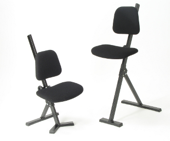 Musicians Orchestra Chairs Stand Up Support Chair Global